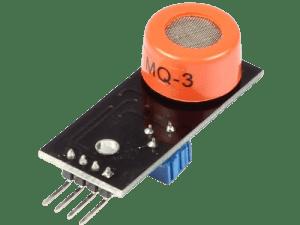 MQ3 Alcohol Detector Sensor Module- Circuit Uncle - Buy online in India