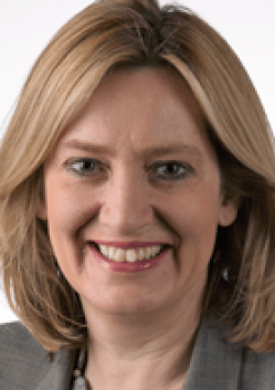 Amber Rudd, Secretary of State for energy and climate change