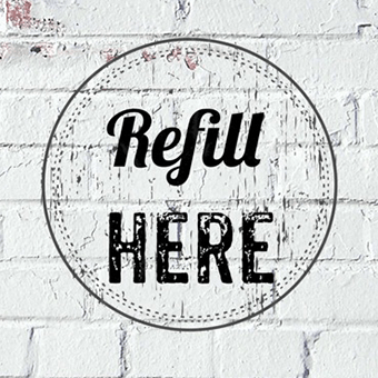 refill-here-on-wall