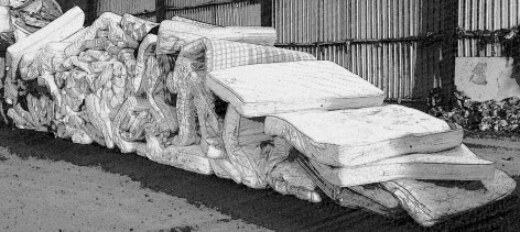 EoL mattresses