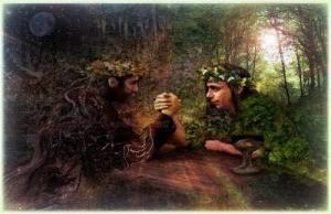 rey del roble vs rey del acebo