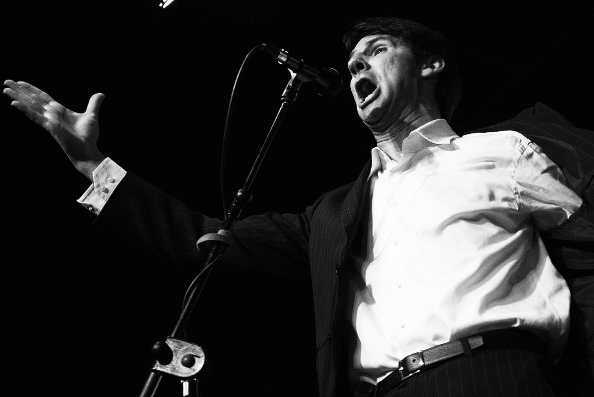 Foto de Perico El Pañero en el Círculo Flamenco de Madrid