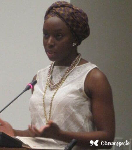 Chimamanda Ngozi Adichie, Author of Americanah and Half of A Yellow Sun