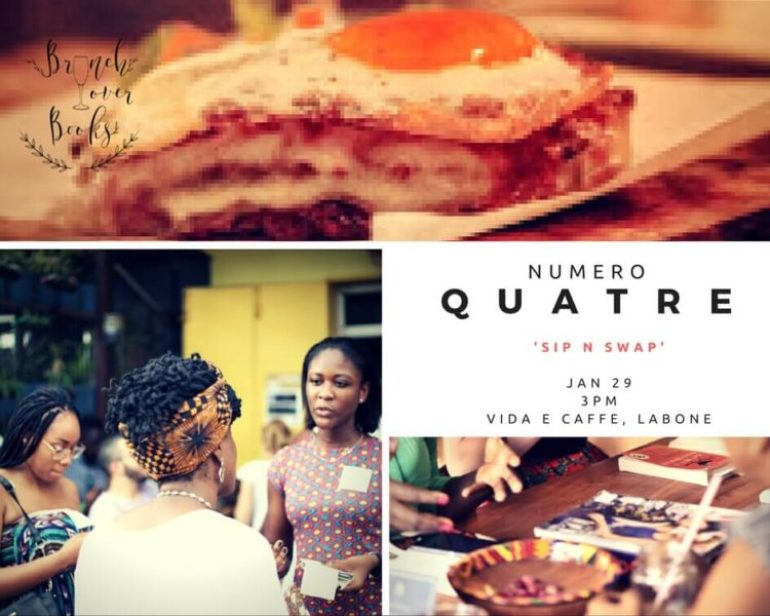 Sip & Swap Brunch Over Books Accra Book Lovers Club Ghana