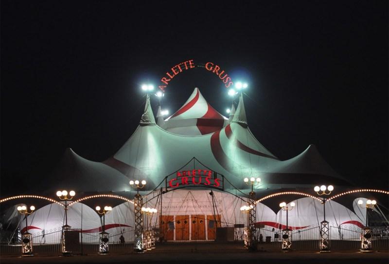 Le Cirque Arlette Gruss - Encyclopédie du Cirque