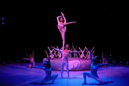acrobates chinois - Encyclopédie du Cirque