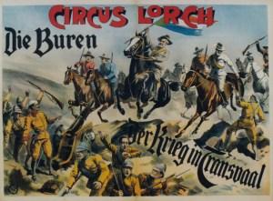 Affiche Cirque Lorch - 1901 au Cirque