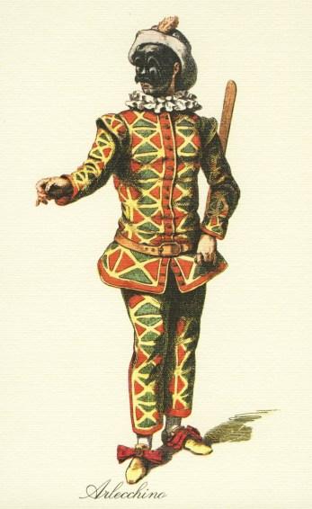 Arlequin - Encyclopédie du Cirque