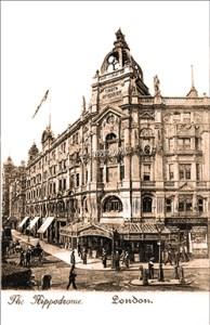 Hippodrome de Londres - Année 1900