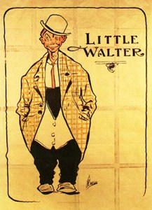 affiche de little walter