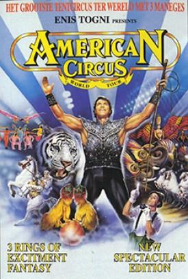 Americano, cirque monumental, avec Enis Togni 1997