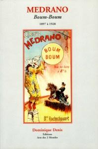 couverture du livre medrano boum boum