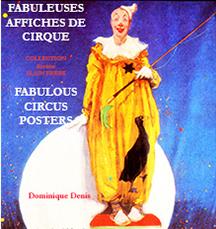 Fabuleuses Affiches de Cirque - Affiches de Cirque