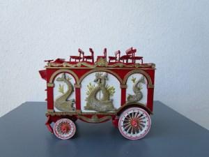char de l'orchestre - Maquettes de véhicules de cirque