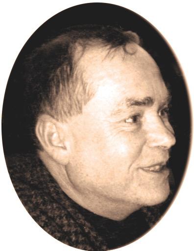 Alain Simonet, collectionneur et auteur de Cirque