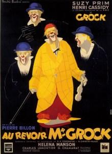 Au revoir monsieur Grock - clown de légende
