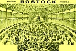 Bostock à l'Hippo-Palace - Hippodromes parisiens