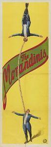 Perchistes : les Morandini - Lexique du Cirque