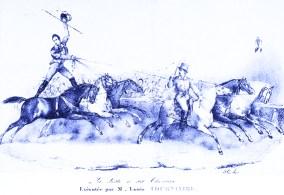 Louis Tourniaire - Premiers cirques dans le monde