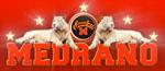 Logo Medrano Gibault - Cirques français