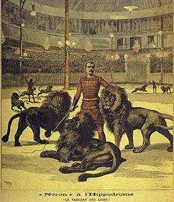 Néron à l'Hippodrome - hippodromes parisiens