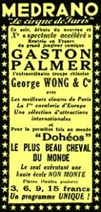 Gaston Palmer - jongleur pour rire