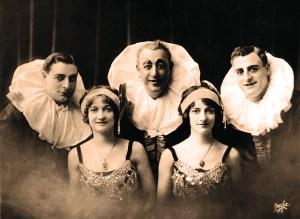 Les 5 Piroscoffis - jongleur pour rire