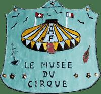 Logo musée Alain Frère - sites francophones de Cirque