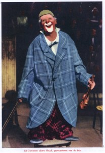 Le rire de Grock - clown d elégende