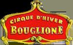 Logo Cirque d'Hiver Bouglione - cirques français