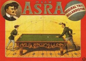 Asra - Les Jongleurs
