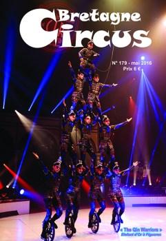 Bretagne Circus - Revues de Cirque