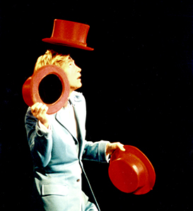 Jongleurs au Cirque