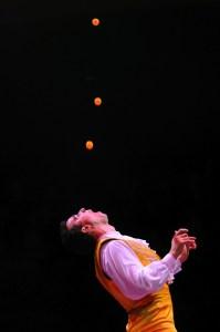 Picaso Junior - Les jongleurs
