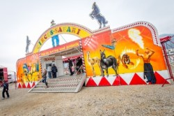 Safari - Cirques européens