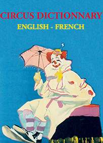 Circus Dictionary – English – French