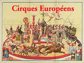 Cirques européens contemporains