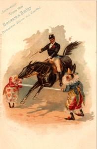 Equestrien - Circus Dictionary