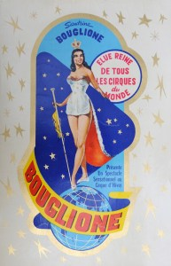 Sandrine Bouglione la Reine du Cirque - frères Bouglione