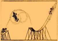Triple saut périlleux en automobile par Mac Ronay