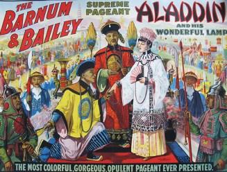 Pantomime Aladin - Circus Dictionary