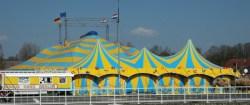 chapiteau de Renz Berlin - Cirques européens
