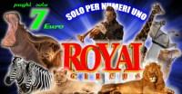 Logo Royal - Cirques européens