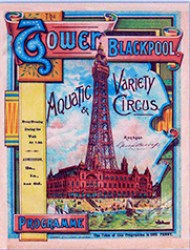 Blackpool Tower Circus - Circus Dictionnary