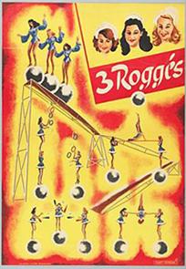 Equilibristes sur boules au Cirque