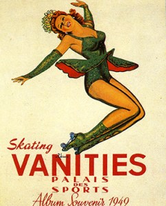 Skating Vanities 1949 - Patineurs à roulettes