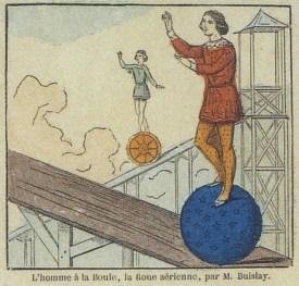 Buislay aux Arènes Nationales - boules