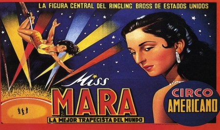Mara au Circo Americano - Mara