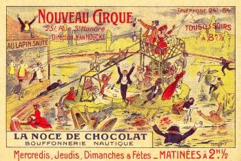 La noce de Chocolat - Foottit et Chocolat