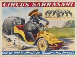 Eléphants de Sarrasani - Eléphants